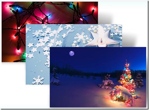 Tema Luci del Natale