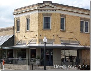 Old Bryan Drug Store