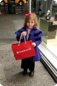 American Girl Store!