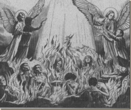 purgatorio dios biblia ateismo jesus cristianismo mentiras