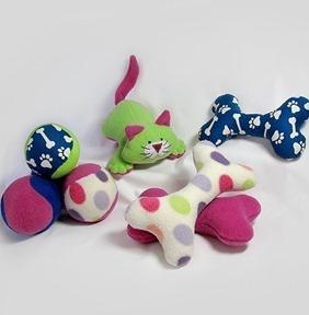 FFF Dogs toys pattern