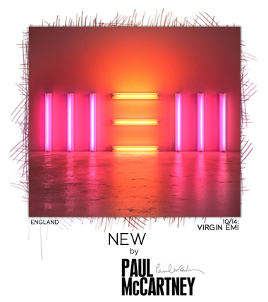 New by Paul McCartney