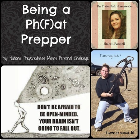being a ph(f) prepper