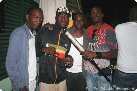Quintal do Rap (1a Edição - Fotos) - Hip Hop Angolano (2)