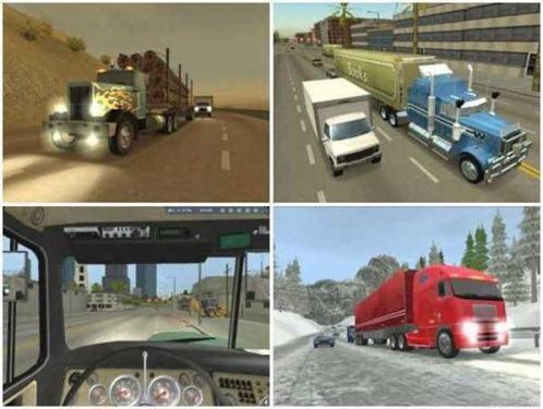 Juegos de Camiones 18 Wheels of Steel Across America