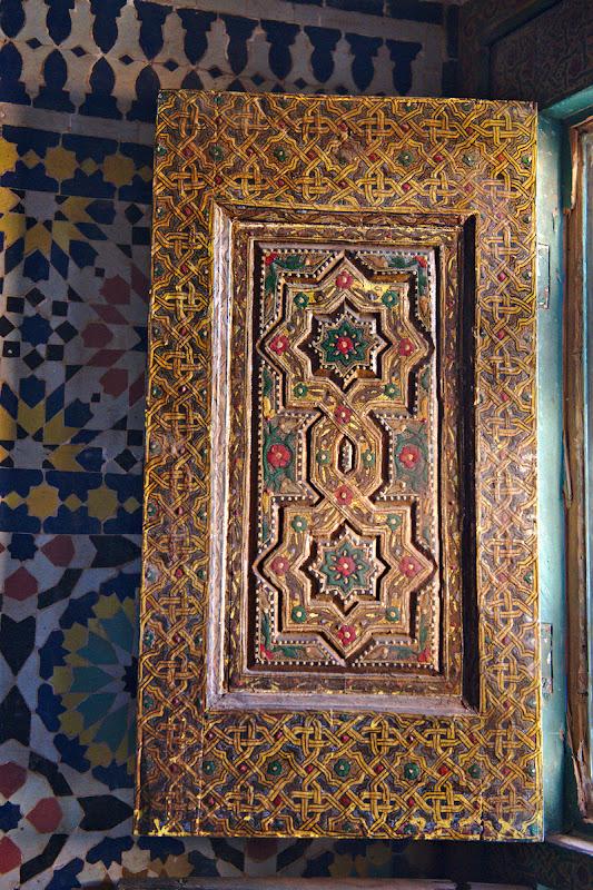 Artizanii marocani.