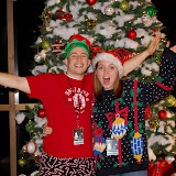 WBFJ - Christmas for the City - Benton Convention Center - Winston-Salem - 12-21-11