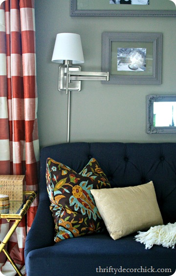 small settee homegoods
