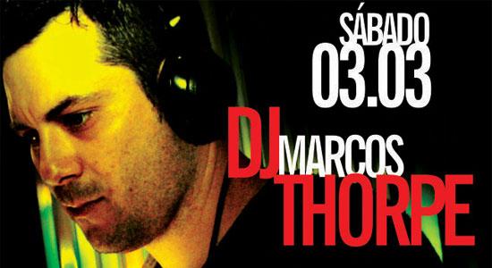 DJ Marcos Thorpe na Zoff Club em Indaiatuba