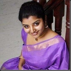 Mahalakshmi_Tv_Serial_Actress_in_saree1