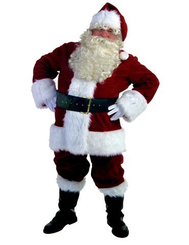 Disfrz para navidad de santa claus clasico