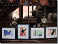 shadow boxes 1-4
