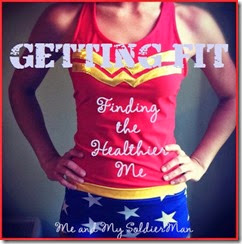 Me and My SoldierMan Getting Fit: Finding the Healthier Me