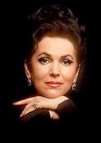 Soprano Galina Vishnevskaya, 1926 - 2012
