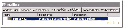 Integrating Exchange 2007 Messaging Records Management with SharePoint Document Libraries – Part 1/2 sharepoint 2007 sharepoint exchange 2007 exchange