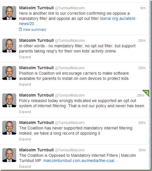 Malcolm Turnbull (TurnbullMalcolm) on Twitter