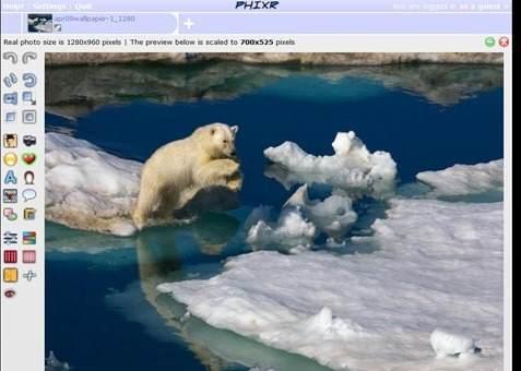 phixr-editor-immagini-online