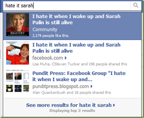 FB-I-hate-it-Sarah-Palin-search