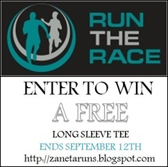 Run The Race Giveaway