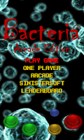 Screenshot of Bacteria™ Arcade Edition