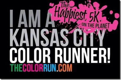 I am a Color Runner
