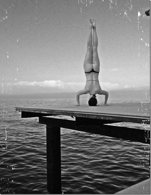 Dasha Astafieva fazendo Yoga (8)