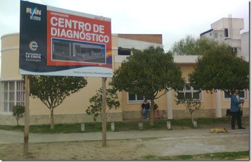 El Centro de Diagnóstico se construirá en la parte trasera del Hospital de Mar de Ajó