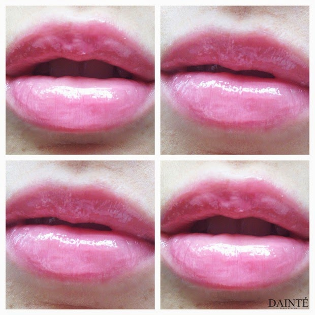 lip gloss wow licila dainte blog product cosmetic ocena