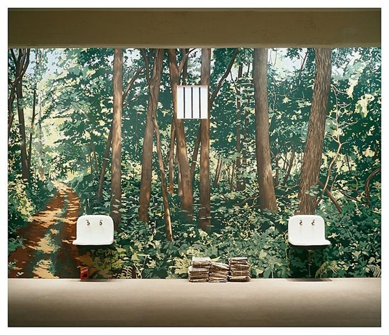 Robert-Gober-Untitled-Installation-View-Dia-Center-for-the-Arts-1992