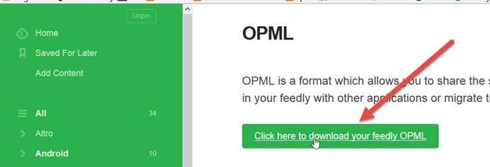 opml-feedly