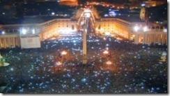 Os Papas movimentam muita gente. Mar.2013
