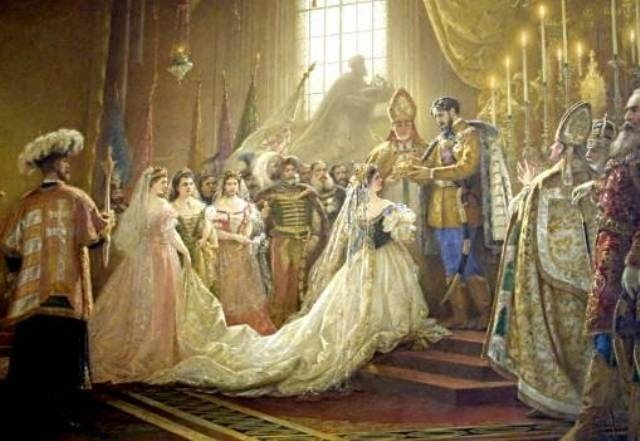 coronacion de eizabet