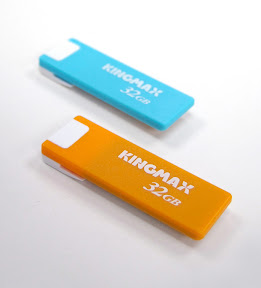 KINGMAX UI-03 Paperclip Flash Drives
