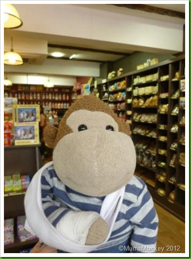 Weymouth Sweet Shop.