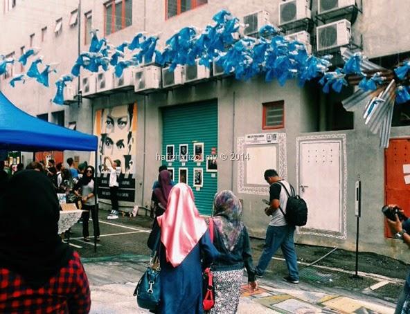 lorong belakang shah alam
