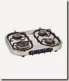 Snapdeal: Buy Glen GL-1046 TR-AL Cooktop for Rs. 3565 (Four Burner)