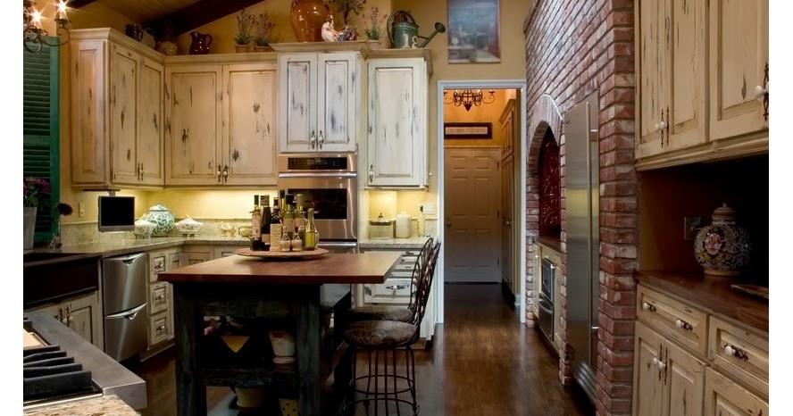 Kitchen Design Ideas Casual Cottage