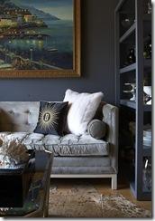 velvet sofas (Johnathon Adler)