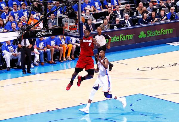 Oklahoma City Thunder Take Game 1 of 2012 NBA Finals