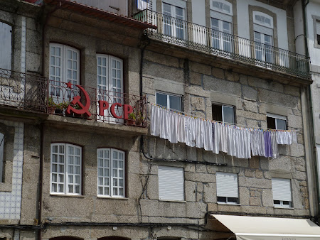 Partidul Comunist Portughez sediul Guimaraes