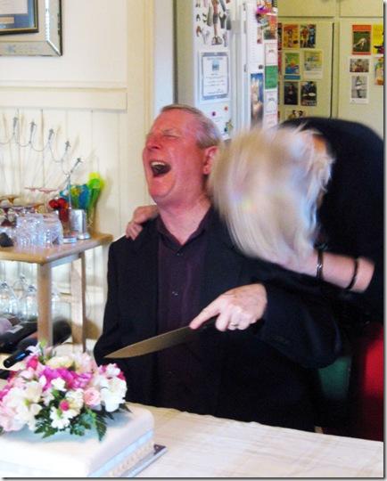 Denis & Tracey's wedding