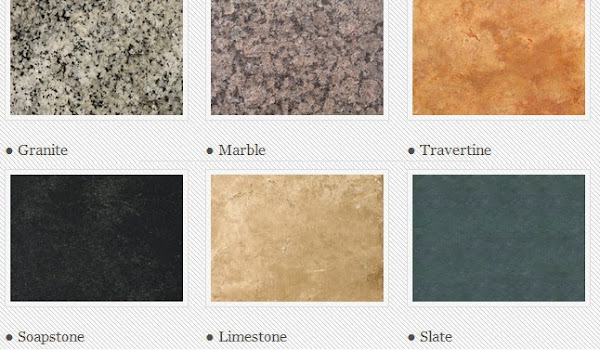 Products Types Of Countertops