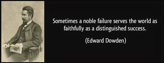 Noble Failure Quote