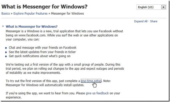 Facebook Messenger 4