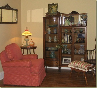 living room nook 2006