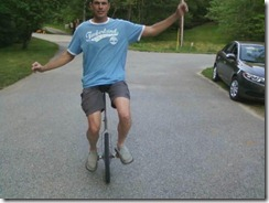 Brian unicycle