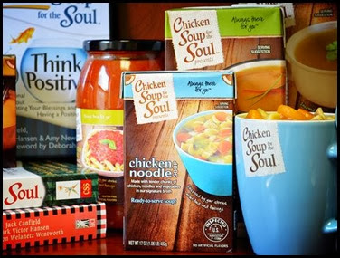 Chicken Soup For the Soul Comfort Foods