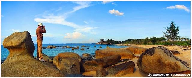 Остров Бинтан. Индонезия. Фото Н.Косарева. www.timeteka.ru