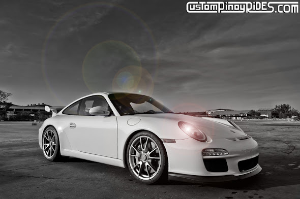 Joby Tanseco Porsche 911 GT3 Custom Pinoy Rides I AM THE aSTIG