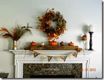 fall mantel fullview
